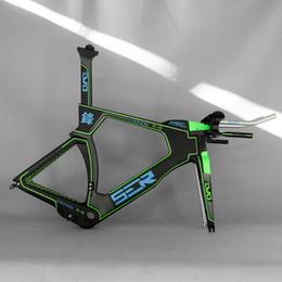 2020 manípulo de carbono mate Serafim Pintura bikes full Carbono Triathlon TT quadro de bicicleta FM-TT01 conjunto de quadros com TT guiador e freio TRP manípulo de carbono mate barato