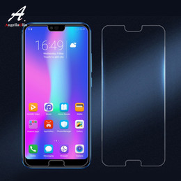Huawei honor screen guard онлайн-9 H закаленное стекло-Экран протектор для huawei p20 lite Pro p10 mate 10 p smart For honor 10 9 7x 8 фильм case Guard P20 10