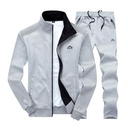 conjuntos de ropa deportiva para hombres Rebajas Conjunto de ropa deportiva  para hombre Marca Chándal para 7f4029f078c5