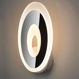 2019 современный свет высокое качество Бесплатная доставка высокое качество современные светодиодные настенные светильники творческий настенный светильник современный бра гостиная спальня бра светильники скидка современный свет высокое качество