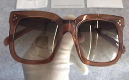 Wholesale Opal White Glass - Women 41076 S TILDA Opal brown Brown Gradient Sunglasses Eyewear Brand New with Box