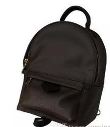 Wholesale American Girl School Backpack - 5 colors Luxury brand women bag School Bags PU leather Fashion Famous designers backpack women travel bag mini backpacks