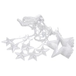 Wholesale Fairy Big - Big Sales for Your Christmas Fairy LED Star String Light (12 stars in different size)