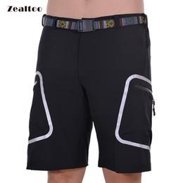 Vêtements pour hommes Sports de plein air Vélo Vêtements Downhill VTT Shorts Pantalon Vélo de montagne Shorts de vélo Porter un pantalon ? partir de fabricateur