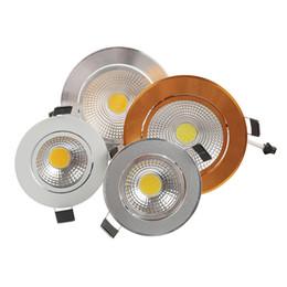 Éclairage en retrait led en Ligne-Dimmable a enfoncé la lumière 7w 9w 12w 15w LED de modification de plafonnier de plafonnier d'ÉPI de Downlight LED éclairage d'intérieur de plafonnier