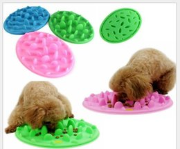 Wholesale Slow Dog Food Bowl - Hot Sale Pet Food Bowl Interactive Feeder Digestion Puzzle Bowl Slow Food Bowl Anti Choke Interactive Slow Feeding Feeder