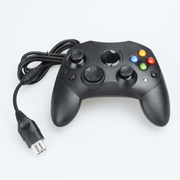 Wholesale Video Games Xbox - Wired Game Controller S Type 2 A for Microsoft Old Generation for Xbox Console Video Gamepads