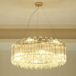 Pflaumenkronleuchter online-Moderne plum form klarglas stange und gold licht stehen deckenleuchten leuchte lampen kronleuchter pendelleuchten beleuchtung mit led-lampen