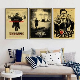 Posters perros online-Inglourious Basterds / Django Unchained / Reservoir Dogs Kill Bill Quentin Tarantino Poster Videos