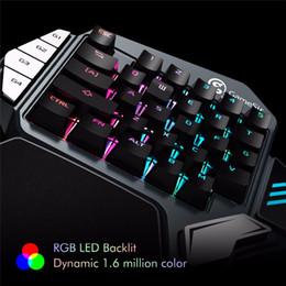 Clavier de jeu mécanique GameSir Z1 RGB Kailh Mini clavier numérique sans fil FPS PUBG ? partir de fabricateur