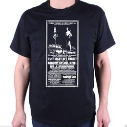Wholesale beatles posters - The Poster That Inspired The Beatles T Shirt - Benefit Of Mr Kite John Lennon