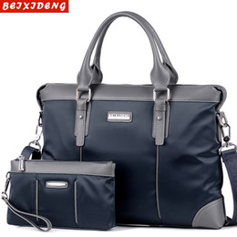 10c4c106376f man bags for work Canada - men briefcase sacoche homme bolso hombre  computer work bag office