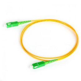 Canada Câble de raccordement simplex SC / APC-SC / APC SM cavalier de câble de raccordement 2,0 mm, cavalier 1m 2m 3m 5m 10m 15m 30m Offre