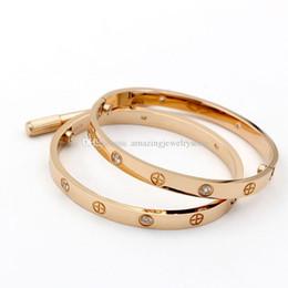 Canada Vente chaude 316L Titane acier Bracelet Non-fading Nouveau Bracelet À La Mode avec Tournevis Femmes et Homme Bijoux Livraison Gratuite PS6201 Offre
