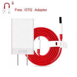 Wholesale Supplies Plus - For Oneplus 5t Dash Charger One plus 5 3t 3 Smartphone Usb adapter 5V 4A Liteon G8 Power Supply Unit Fast Charging cable
