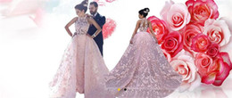 Wholesale Back Drops For Weddings - Special link for twanehill about a wedding dress a line lace appliques sash beads back covered buttons