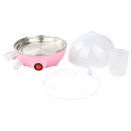 electric steamers Promo Codes - Multi -Function Electric Egg Cooker Boiler Steamer Cooking Tools Kitchen Utensil P20