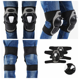 Wholesale Motorcycle Armor Protection - Adults Knee Shin Armor Gear Protector Guard Pads Protection for Bike Motorcycle Bike Motocross Racing Pad Kneepads AAA286
