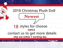 Date 18 Style Elfes Rapide DHL Expédition De Noël Elf Poupée En Peluche jouets Elfes De Noël Poupées sur l'étagère Pour Les Enfants De Noël Cadeau ? partir de fabricateur