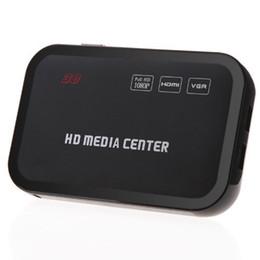Full HD 1080P Ortam Yürütücü Merkezi RM / RMVB / AVI / MPEG Çoklu Ortam Video Oynatıcı HDMI YPbPr VGA AV USB SD / MMC Bağlantı Noktası Uzaktan Kumanda nereden