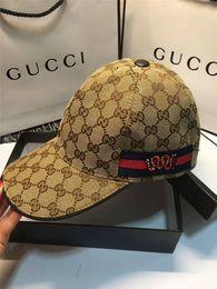 Luxury Brand Spring Sunshade Hats Fashion Loved-G Design Men Women Snapback  Caps Hot Style Unisex Kids Autumn Outdoor Ball Cap Gift with Box eb423935134e