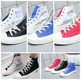 084359b2a37 heel skate shoes Canada - Skate Shoes 1970s Classic Canvas Shoes Original  CDG Play Jointly Big