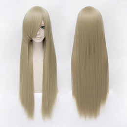 Hetalia Беларусь мода лен цвет прямые парики длиной 80 см Аниме косплей парики Бесплатная доставка от
