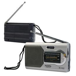 Мир mp3 онлайн-Универсальный тонкий AM / FM мини-радио World Receiver стерео динамики MP3 музыкальный плеер