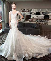 Wholesale Beautiful Dress Up - Beautiful 2018 New Wedding Dresses Strapless Sweep Train Wedding Gowns Bridal Wear Best Wave Details Vestidos de Novia A-Line Dresses