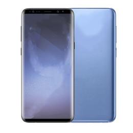 Wholesale Wholesale Indonesia - Fingerprint Goophone plus MTK6580 quad core 1G RAM 8G ROM Full Screen 6.2inch Cellphone Show 4G LTE Android7.0 Unlocked Phone
