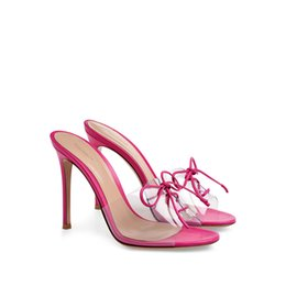 Venta al por mayor de Zapatos De Color Fucsia Comprar