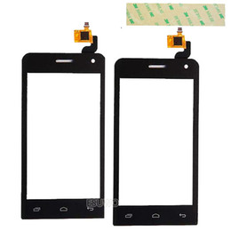 Wholesale Micromax Screen Glass - New For Micromax bolt Q324 Tested Touch Screen For Micromax bolt Q324 Touch Screen Digitizer Panel Front Glass +Tape