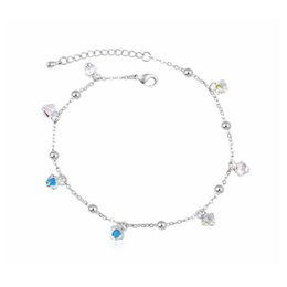 swarovski charme armbänder Rabatt Heißer verkauf armband kristall von swarovski hochwertige frauen schmuck braut hochzeit schmuck