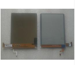 Wholesale Ebook Ink - 6 E-Ink ED060XG1(LF)T1-11 ED060XG1 768*1024 lcd screen Screen For Kobo Glo Reader Ebook eReader LCD Display