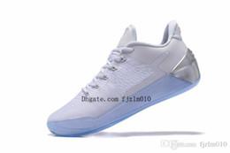 Zapatos nuevos de kobe online-2017 Nuevos zapatos informales Kobe XII 12 para hombre Kobe AD A.D para venta de calidad superior en línea KB 12s 12 .A.D Zapatillas de deporte para entrenamiento
