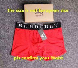 Wholesale Boxers Shorts - Men Underwear Boxers Cotton Breathable Underpants Shorts Luxury Brand Design with tag 6 Colors L-2XL 2018 best