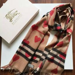 2019 châle de cachemire chaud Haute qualité marque Design foulard taille 180x35cm femmes 2018 automne hiver écharpe chaude écharpes en cachemire pour femmes châles sans boîte châle de cachemire chaud pas cher