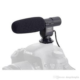 Micro caméra en Ligne-SG-108 Microphone caméra Shortgun Mic vidéo pour Canon nikon DV DSLR 5D 5dII 5d3 7D 60D 50d 60d 1200d 1300d d5100