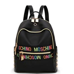 80c663973283 bolsas backpack Coupons - Women Backpacks Women s Nylon Girl School Bag  High Quality Ladies Bags Designer