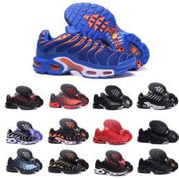 new product 2a240 32228 nike air max TN Sonderangebot Männer Schuhe Tn Ultra Schwarz Weiß Orange  Laufschuhe Herren Frauen Outdoor TN Schuhe maxes Trainer Outdoor Sneakers  uns 7-12