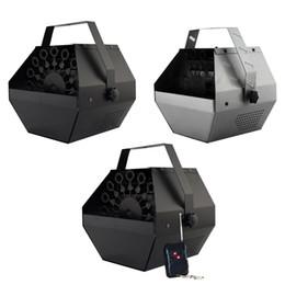 Mini Portátil Máquina De Bolha De Metal Automático Shell Profissional Elétrica Máquina De Bolha para Bar Partido Show Estágio efeito Do Casamento de