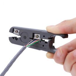 Werkzeuge Abisolierzange Abisolierzange Crimpzange Automatische Anpassung Netzwerkkabel Zange Abisolierzange Handwerkzeuge von Fabrikanten