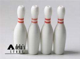 Wholesale Mini Ceramic Bowls - Ceramic Bowling style s Magic Smoking Pipe Tobacco Pipes Cigarette Mini Portable Pipes Herb Smoke Tool Vaporizer Atomizer DHL 029