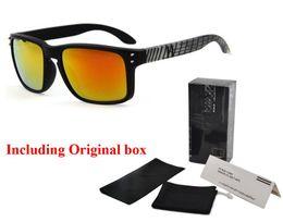Fahrrad sonnenbrille online-Hochwertige Mode Radfahren Sonnenbrille Racing Sport Brille Männer Sonnenbrille Mountainbike Brille Radfahren Brillen mit freiem Kleinkasten