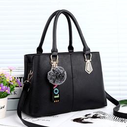borse di modo di stile della corea Sconti borsa delle donne Borse delle donne casuali di modo Borsa di lusso Designer borse a spalla nuove borse per le donne 2018 Corea Style bolsos mujer