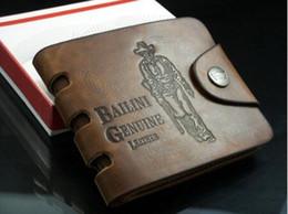 Wholesale black portfolio - Luxury Mini Leather Card Holder Men Wallets Male Clutch Purse Money Bag Portfolio Famous Brand Walet Portfel Cuzdan Portomonee