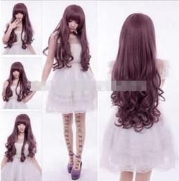 Canada Livraison gratuite +++ perruques de cheveux longs et ondulés pour femmes cheap pretty wigs for women Offre