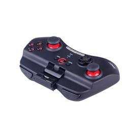 controller nero Sconti Ipega PG-9025 Gaming Controller Bluetooth Joystick Gamepad per iPhone iPad Samsung HTC Moto Tablet PC Android Nero