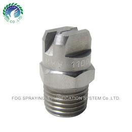 Boquilla Vee Jet, boquilla de pulverización de ventilador plano tipo V desde fabricantes