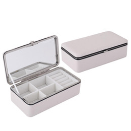 Wholesale gift boxes for shoes - LIYIMENG Jewelry Packaging Box Casket For Exquisite Makeup Case Cosmetics Beauty Organizer Container Graduation Birthday Gift
